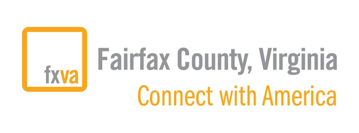 Logo for Visit Fairfax